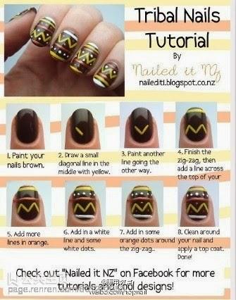 nail fashion design