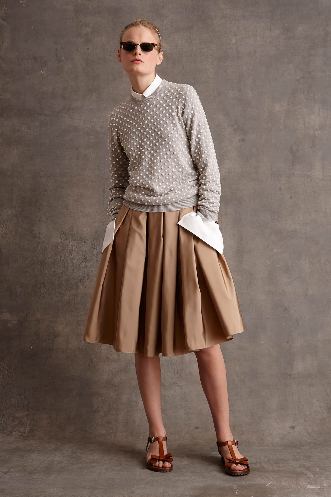 Michael Kors Pre-Fall 2015 via fashioned by love