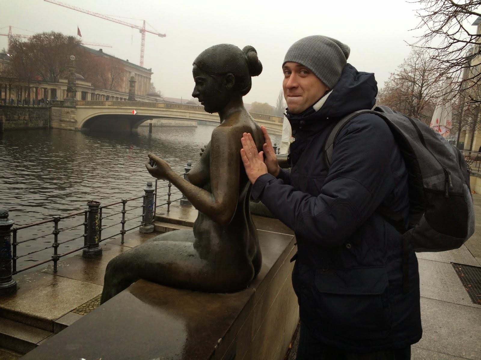 прогулки по Берлина