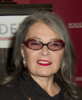 Comedienne Roseanne Barr