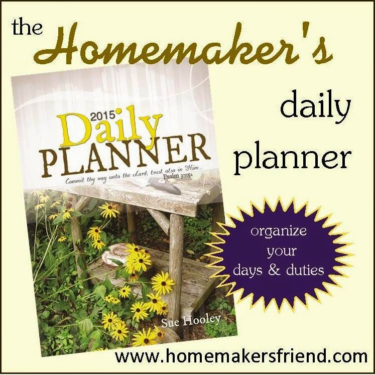 Homemaker's Daily Planner