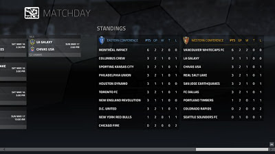 MLS (Major League Soccer) MatchDay for Windows 8/RT