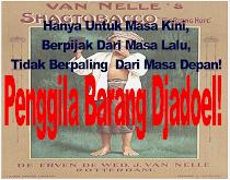 Penggila Barang Djadoel!