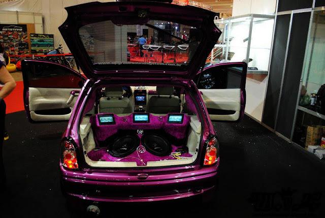 WORLD VERSION CUSTOM Carro da Internauta Chevrolet Corsa Tuning