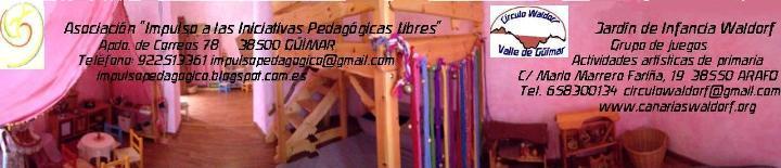 IMPULSO DE INICIATIVAS PEDAGÓGICAS LIBRES