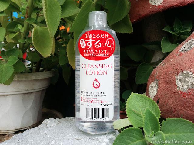Alovivi Purevivi Cleansing Lotion review
