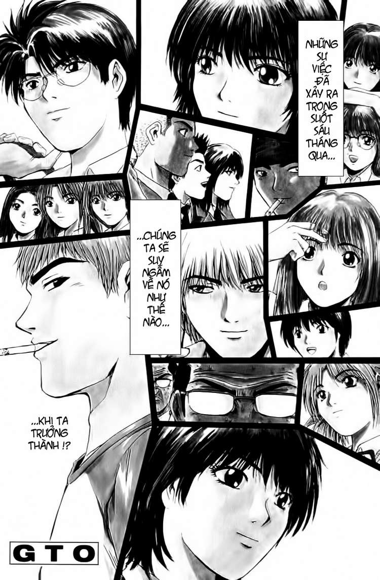 GTO: Great Teacher Onizuka chap 200 - End page 2 - IZTruyenTranh.com