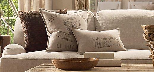 restoration+hardware+pillows