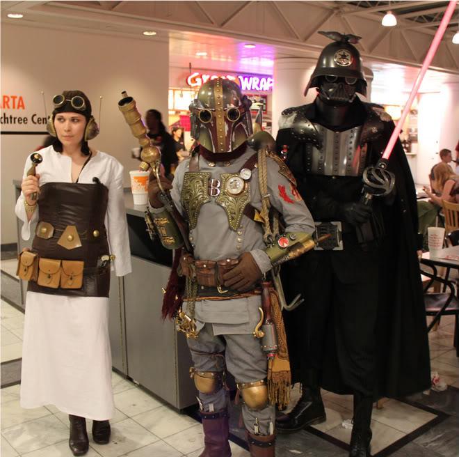 Farbots Star Wars Steampunk Cosplay
