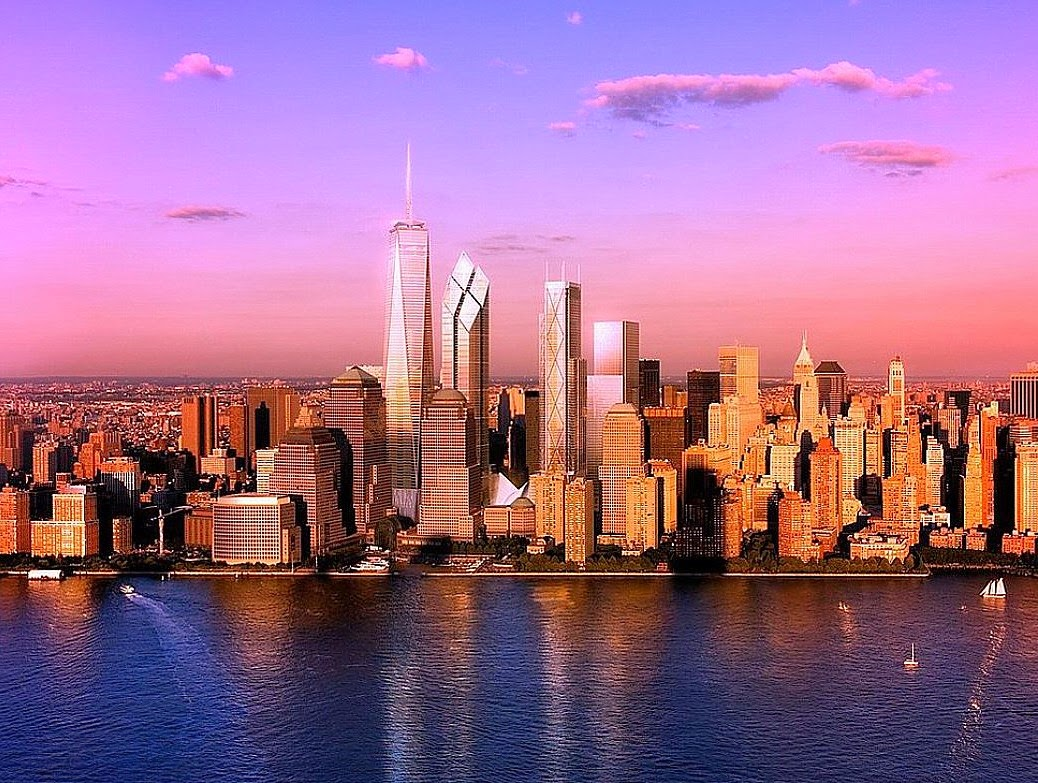 freedom tower The freedom tower to be built at the site of the devastated world trade center in lower manhattan is still planned as the world's tallest building, according to a revised model unveiled friday by the architects collaborating on its design.