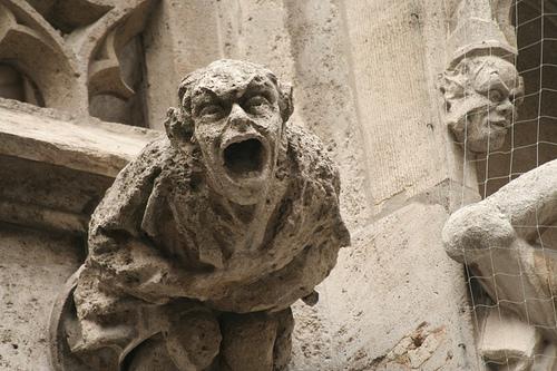 Gargoyle Garden Statues What Are Gargoyles