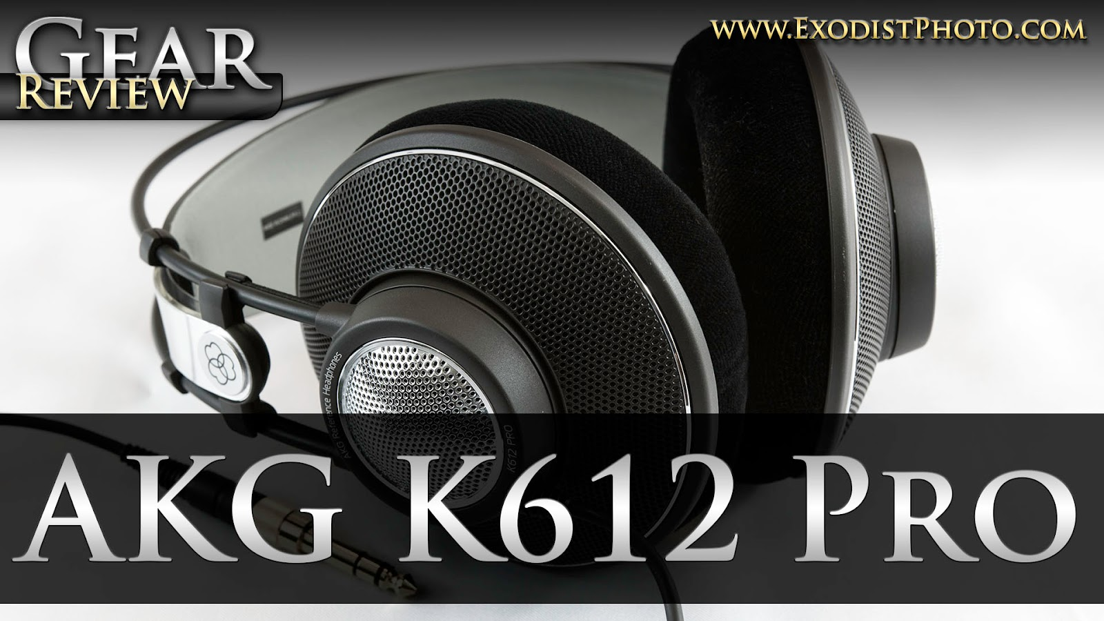 AKG K612 Pro Reference Class Studio Headphones, Hear What You Have Been Missing | Gear Review