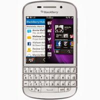 Harga HandPhone Blackberry Q10 - 16 GB - Putih