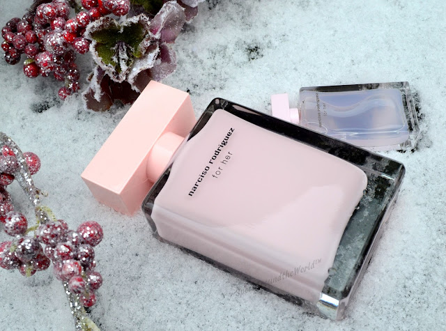 My Scent of Love - Narciso Rodriguez For Her perfume review