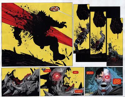 Galactus Vs Doomsday