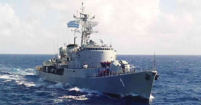 Armada y Derecho del mar