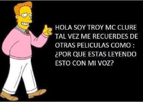 Soy Troy Mc Clure