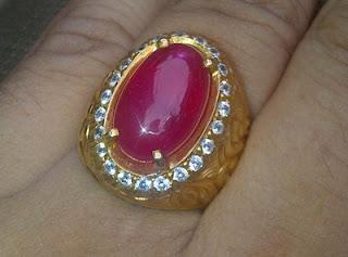 Batu Akik Ruby dan Kegunaannya