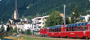 Bernina Express - Swiss