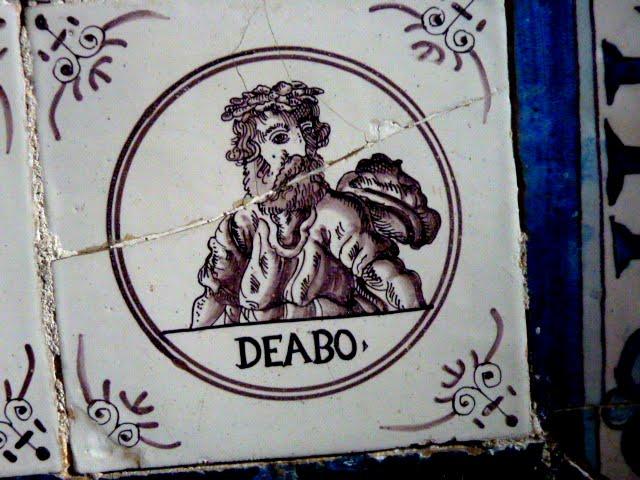 Diablo en la Iglesia de Cádiz
