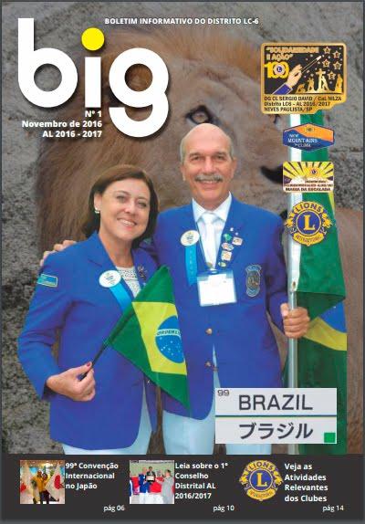 LEIA O BIG Nº 01 - 2016/2017