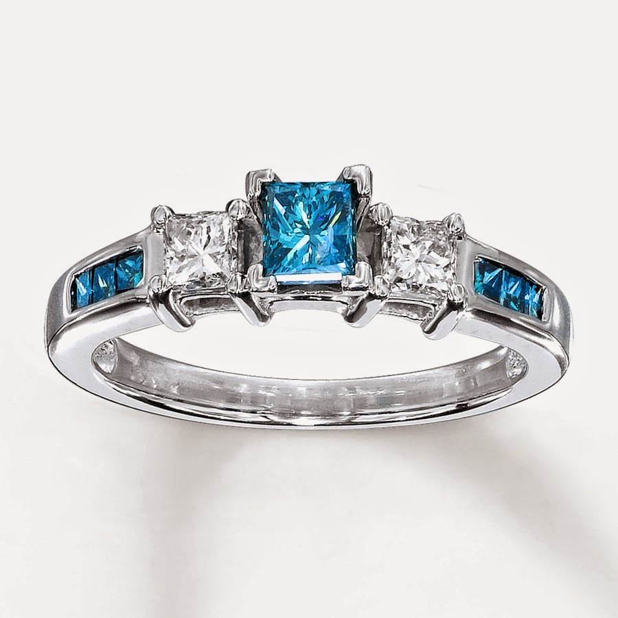 Mens Aquamarine Diamond Wedding Rings White Design pictures hd