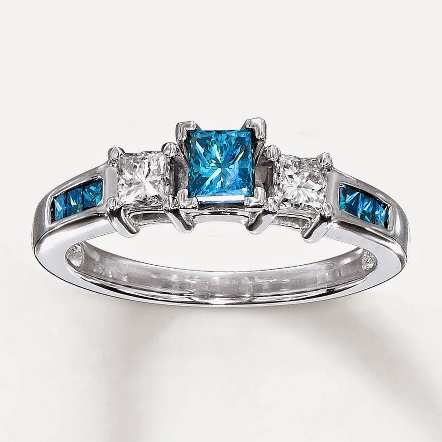 Mens Aquamarine Diamond Wedding Rings White Design pictures hd