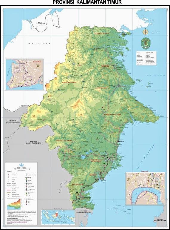Daftar Lengkap Wisata Di Kalimantan Timur