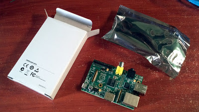 The Raspberry Pi unboxed