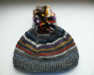 vilna bumbulas šilta kepurė