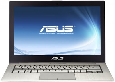 top Asus UX21E, UX31E Zenbook Ultrabooks