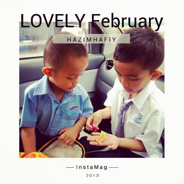 blog along25 valentine day hari kekasih tak sambut