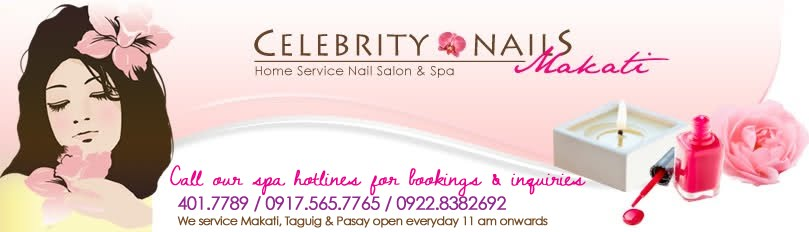Celebrity Nails Makati Home Service Nail Salon/Spa