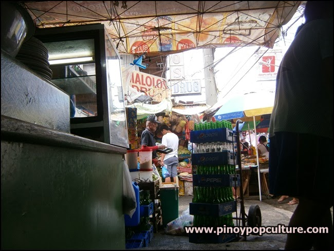 palengke, public markets, Malolos, Lina's Refreshment