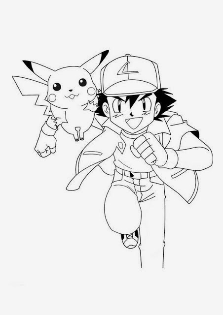 Pokemon coloring pages coloring.filminspector.com