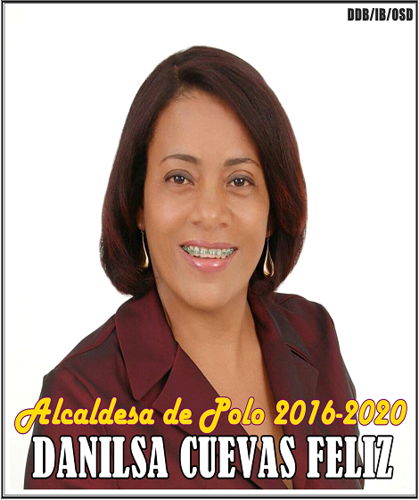 DANILSA CUEVAS ALCALDESA DE POLO 2020-2024