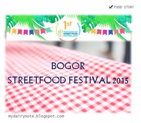 Bogor streetfood festival 2015