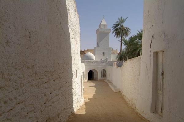 """غدامس"""" لؤلؤة صحراء ليبيا"""