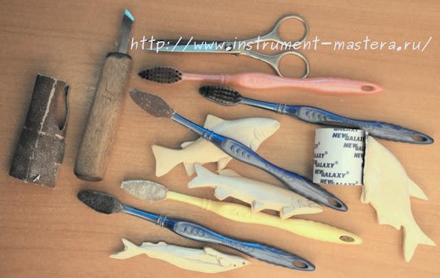 Старая зубная щетка применение