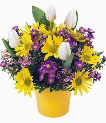 ordering flowers online