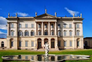 cosa fare venerdi 27 e sabato 28 settembre Milano - Villa Tittoni Traversi Desio