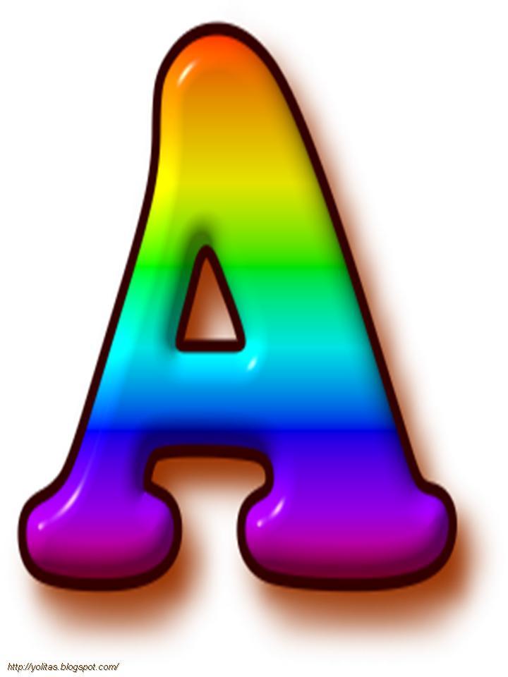 sgblogosfera mar a jos arg eso abecedario arco iris. Black Bedroom Furniture Sets. Home Design Ideas