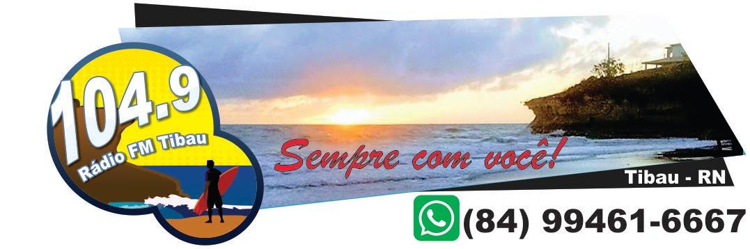 Rádio FM Tibau - 104.9MHz