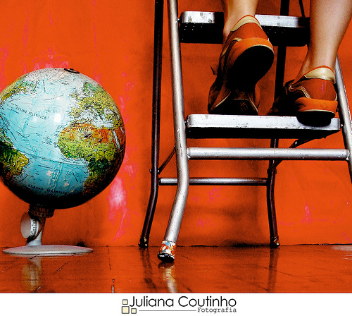 Imagen del globo del mundo