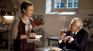 Chef Hortense e o Presidente