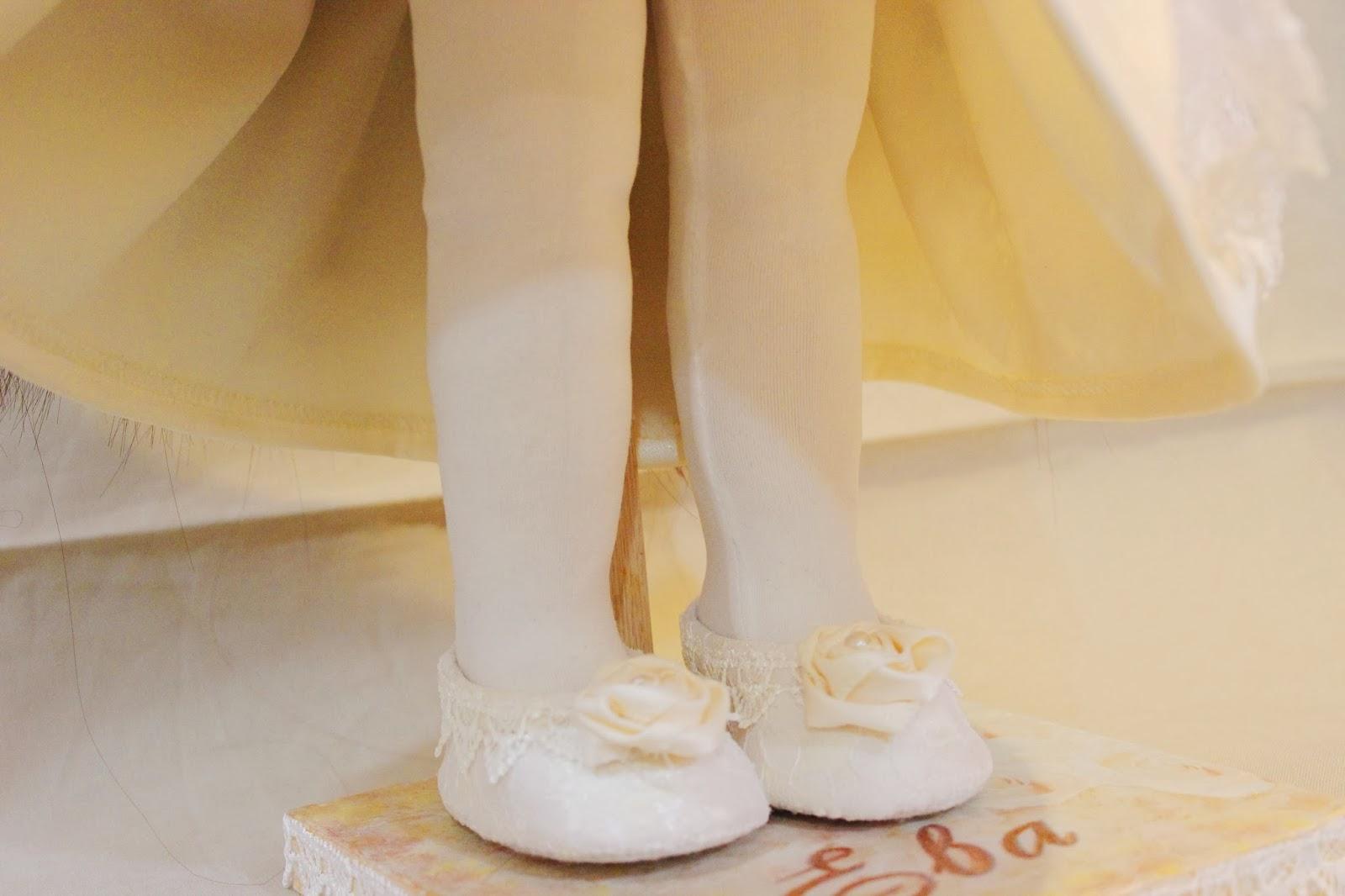 Пухленькие нежные ножки 4 фотография