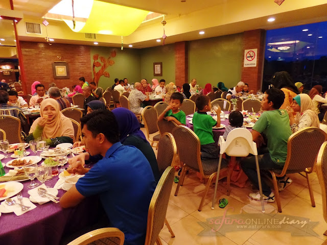 Buffet Ramadhan 2015 A'Famosa Resort Melaka
