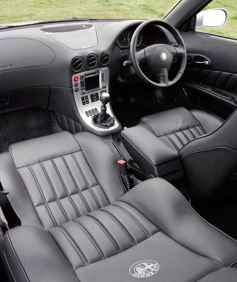 Alfa 166 interior