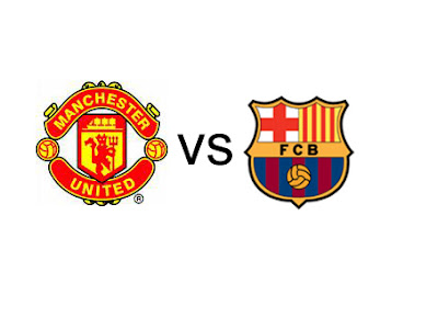 Manchester United vs Barcelona En VIVO 08-08-2012 Amistoso