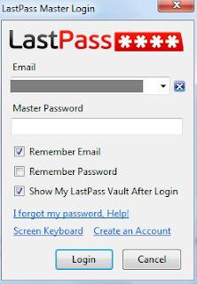 Cara Mudah Mengatur Password Berbagai Akun
